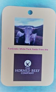 Fantastic facts from the Horned Beef Co